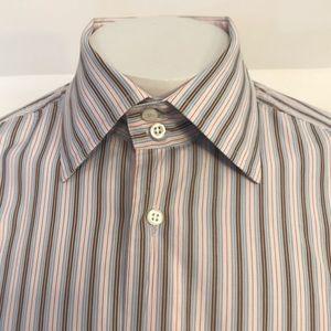 Gemelli Milano Shirts - Gemelli Milano Italy Dress Shirt